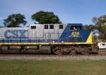 CSX Train K173