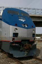 Dale Earnhardt Memorial Locomotive