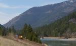the Kootenai River Valley