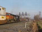 BNSF 4301