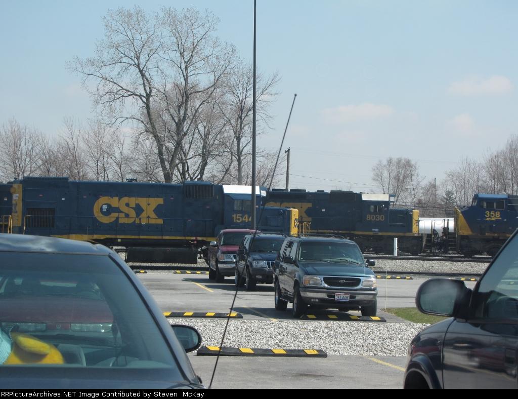 CSX 1544