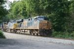 NYSW/CSX Detour Train