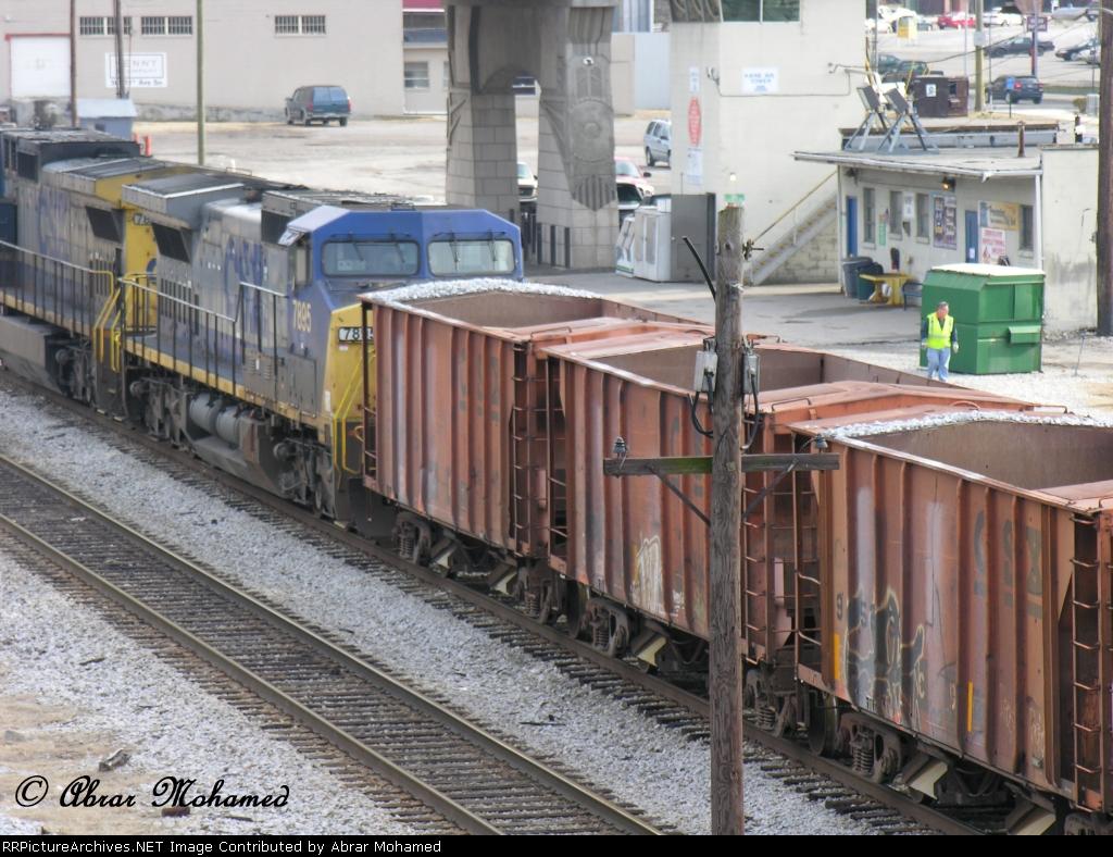 csx train crew