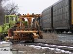 csx mow equipment
