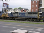 the 3rd unit on csx Q275~38
