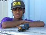 me facing a csx sd45-2