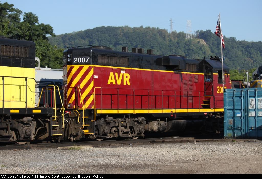 AVR 2007