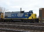 CSX 1540