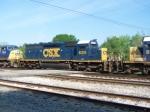 CSX 8315 YN2 (ex-L&N)