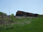 BNSF 1015 and 782