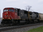 CN in Berea Ohio