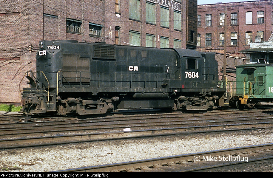 CR 7604