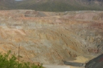 Another view of the less active part of the mine