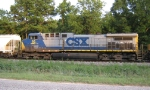 A746 is tied down for the night at Cusseta, AL with #66 in trailing positon