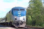 Amtrak Empire Train
