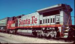 Santa Fe B40-8W