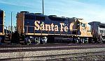 Santa Fe had a ton of GP35s