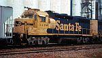 Santa Fe GP39-2