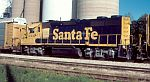GP39-2 in motion