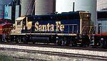 Santa Fe GP40X!