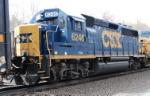 CSX GP40-2 #6246
