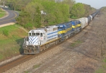 Train 636,  Unit  Ethanol  EnRoute To Chicago,ILL.