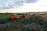 BNSF 5269 and 1064