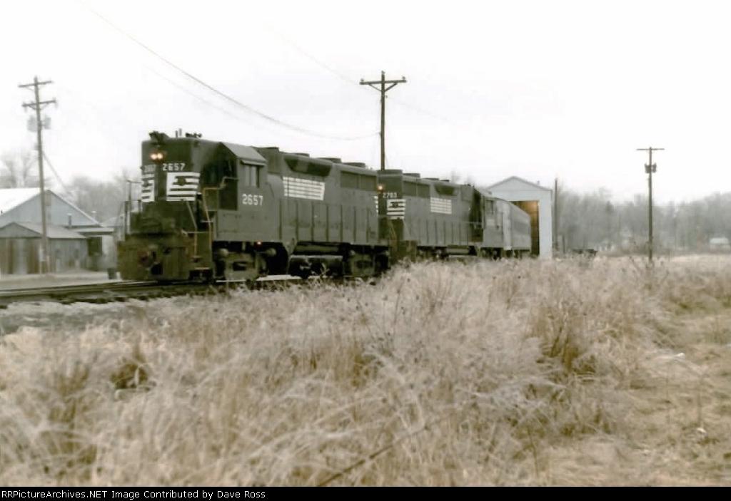 Lake Erie Railcar