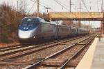 """Westbound """"Acela Express"""""""