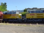 Pair of ACe's UP 8406 & 8407
