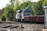 njt work train at bound brook nj