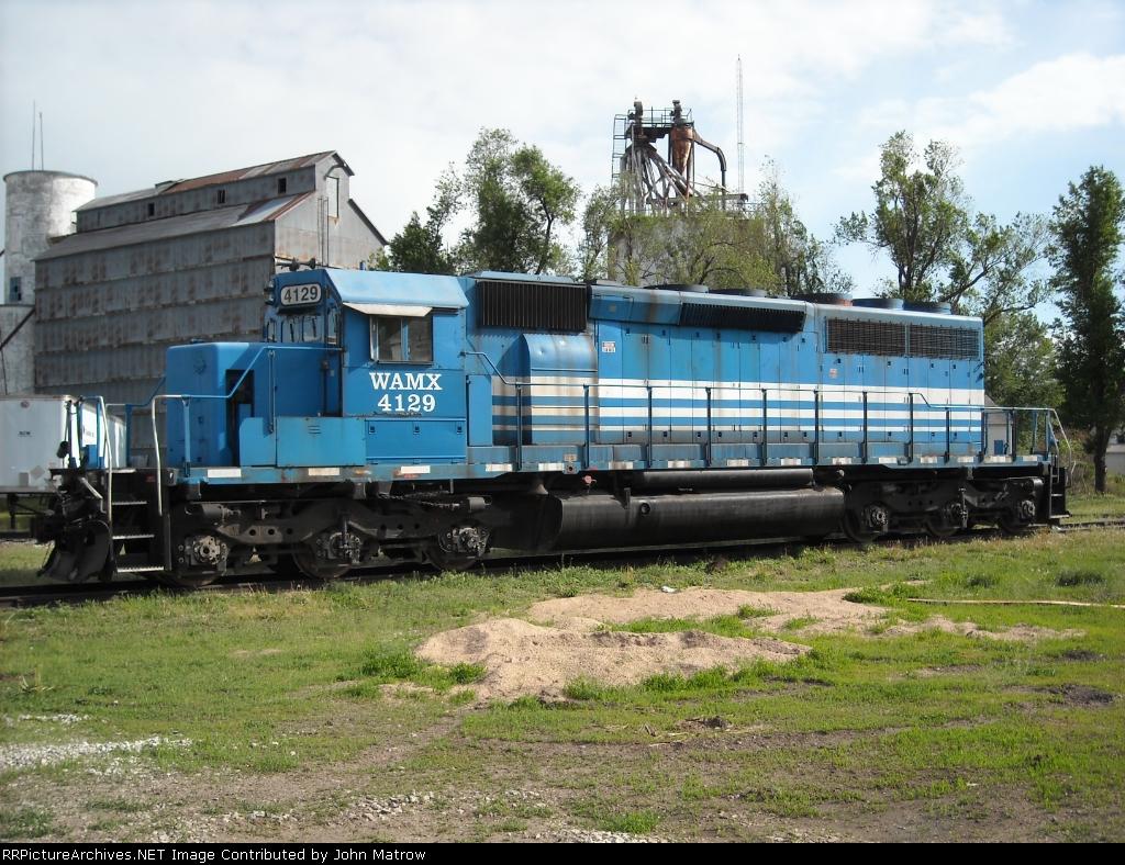 WAMX 4129
