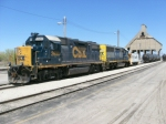 CSX 2680 & 4432