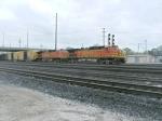 BNSF 5352 & 4558