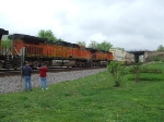 BNSF 4179 and 4047