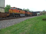 BNSF 4777 and 5052