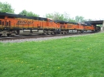 BNSF 7326 and 7282