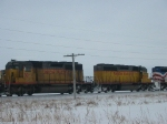 2 more SD40-2s on the rear