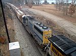 CSX 8514 going through the switch