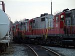 GNRR 8705 and 3 more units