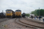 EMD and GE Diesels discuss the strange beast from Alco...