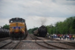 UP 6060 and 844