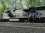 NS GE C40-9W 9689
