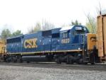 CSX #8623