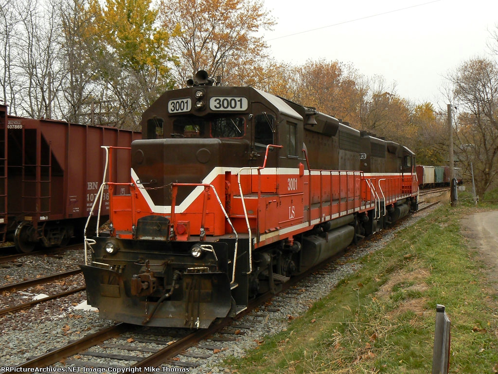 Luzurne & Susquehanna's New Locomotives