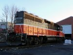 L&S' New Locomotive