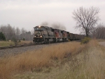 BNSF Southbound Coal