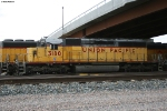 UP SD40-2 3180