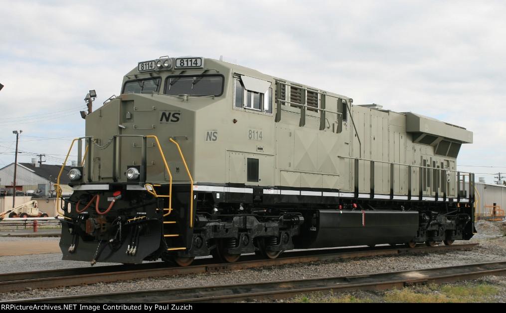 Norfolk Southern 8114