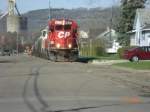 CP Street Running
